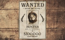 006 Fearsome Free Wanted Poster Template Highest Clarity  For Microsoft Word Download Student
