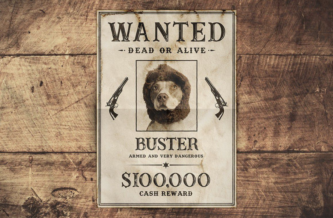 006 Fearsome Free Wanted Poster Template Highest Clarity  For Microsoft Word Download StudentFull