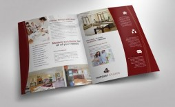 006 Fearsome Half Fold Brochure Template Highest Clarity  Free Microsoft Word Indesign