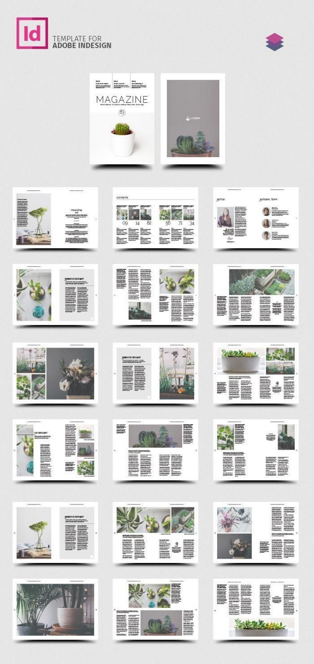 006 Fearsome Indesign Book Layout Template High Resolution  Free DownloadLarge