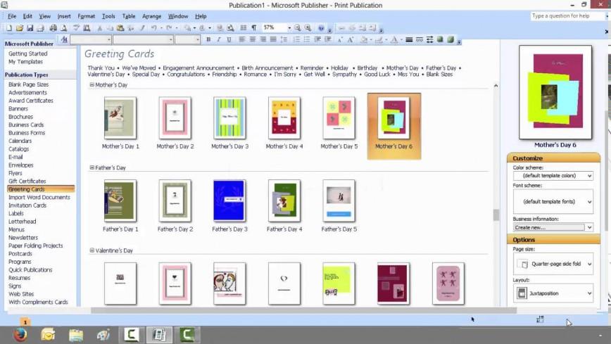 Microsoft Office Publisher Templates Addictionary