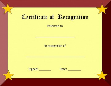 006 Fearsome Recognition Certificate Template Free Picture  Employee Award Of Download Word360