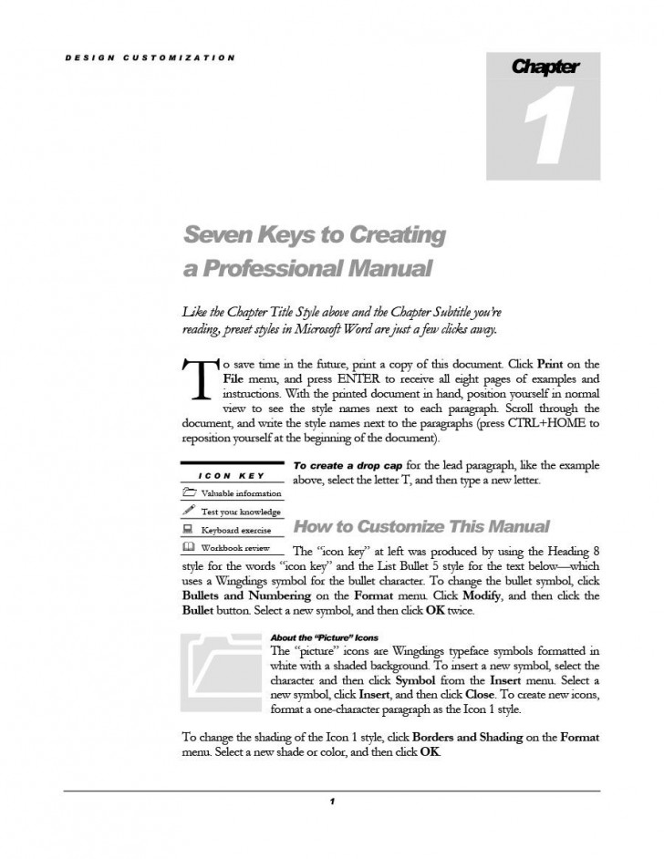 006 Fearsome Step By Instruction Template Word High Def  Microsoft728