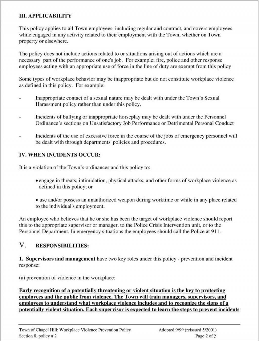 006 Fearsome Workplace Violence Incident Report Form Ontario High Definition Large