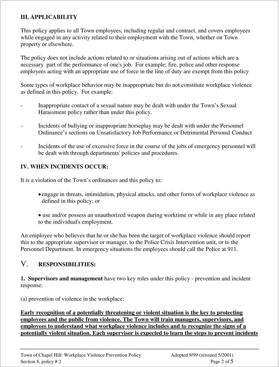 006 Fearsome Workplace Violence Incident Report Form Ontario High Definition 960
