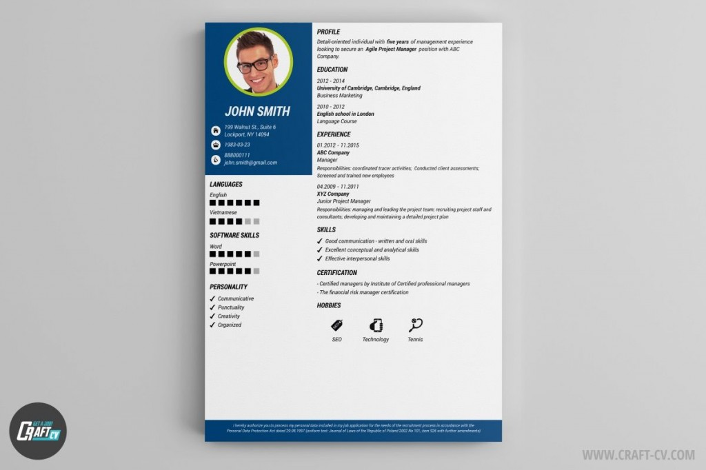 006 Formidable Create Resume Template Online High Definition  Cv FreeLarge
