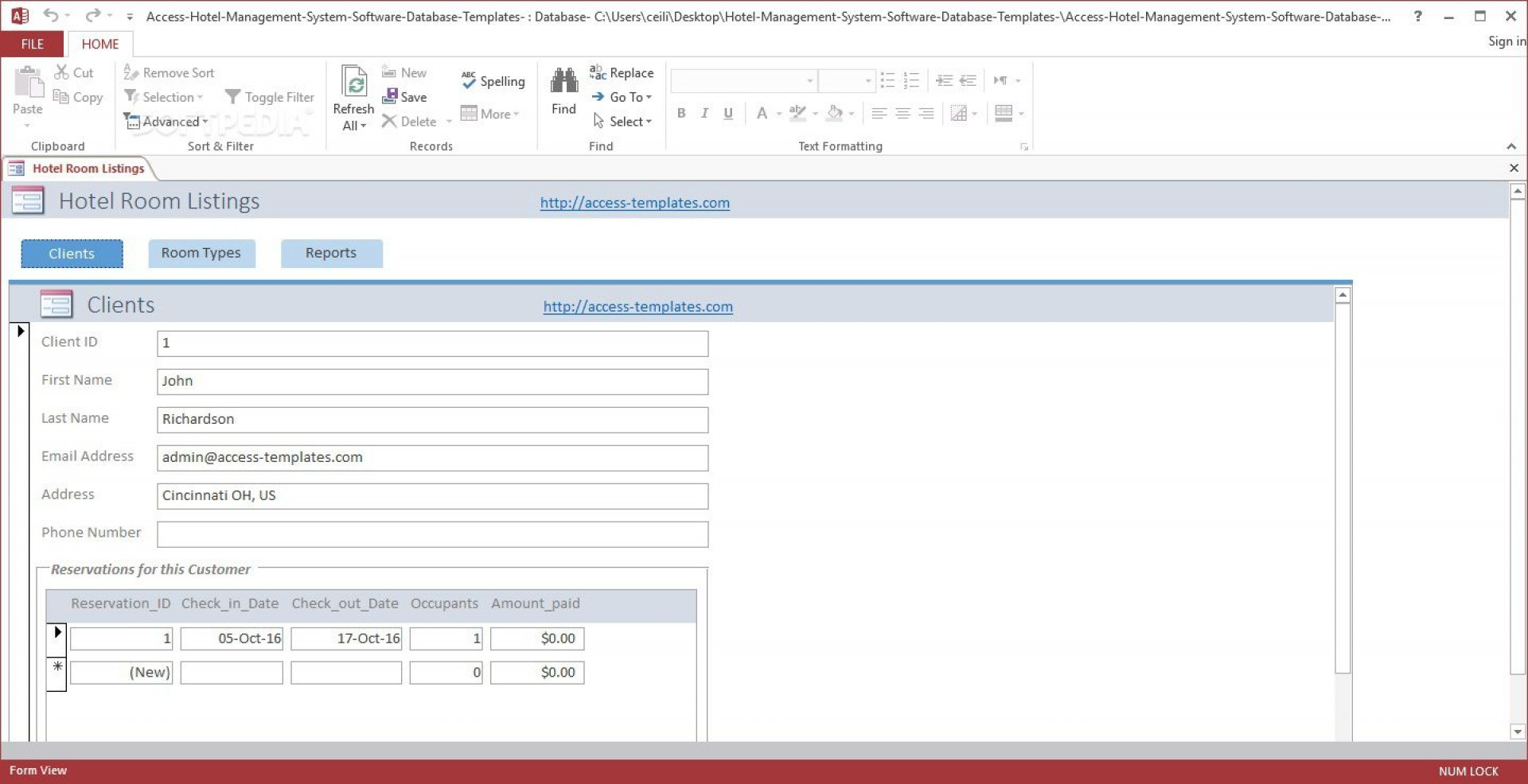006 Formidable Free Acces Database Template Picture  Templates For Small Busines Hr Microsoft Inventory1920