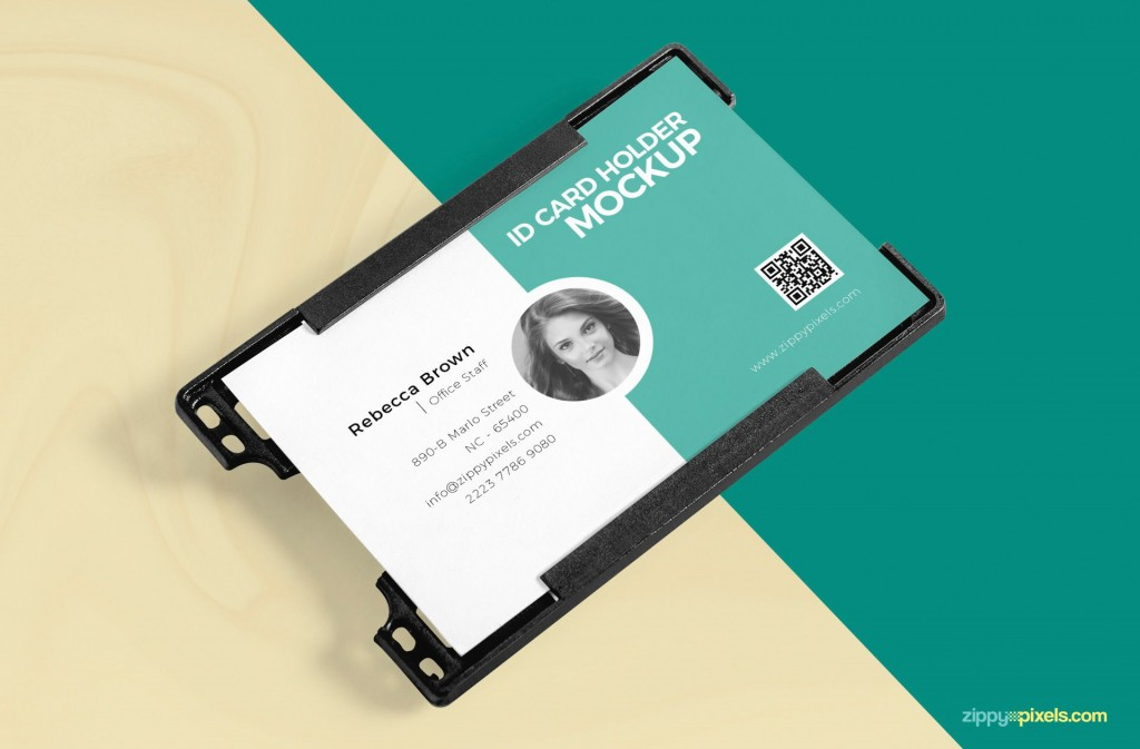 006 Formidable Id Badge Template Free Online Example Large