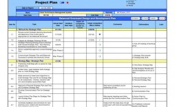006 Formidable Project Management Plan Template Free Picture  Word Simple Excel Download