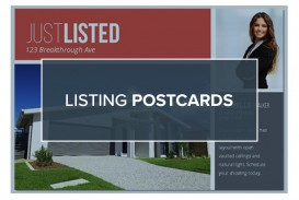 006 Formidable Real Estate Postcard Template Photo  Agent For Photoshop Investor