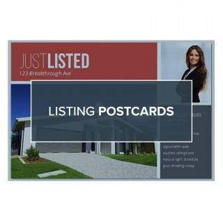 006 Formidable Real Estate Postcard Template Photo  Agent For Photoshop Investor320