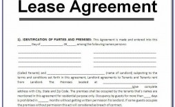 006 Formidable Rental Agreement Template Word Canada Picture