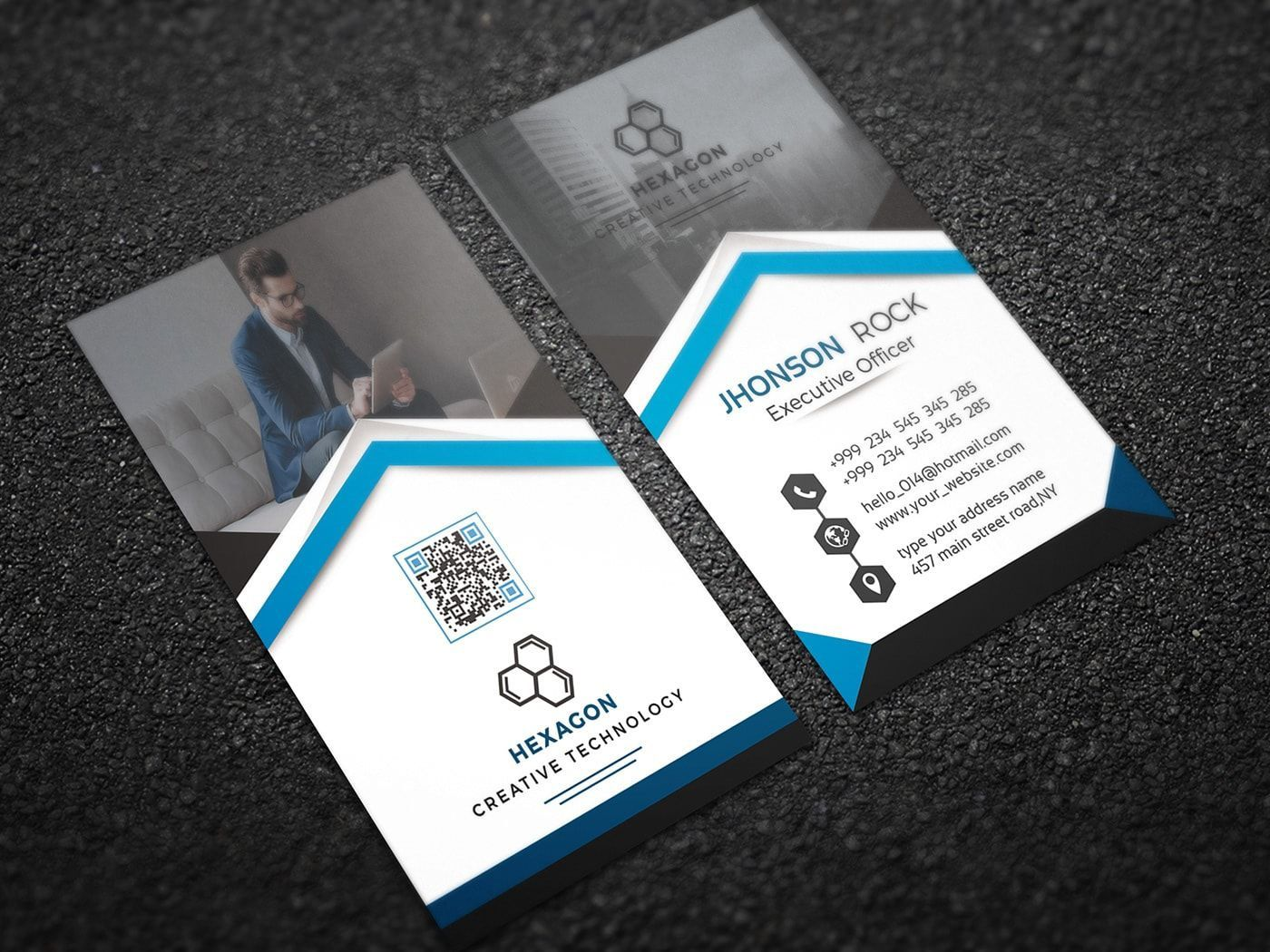 006 Formidable Simple Busines Card Template Free Download High Definition  Visiting Design Psd File MinimalistFull