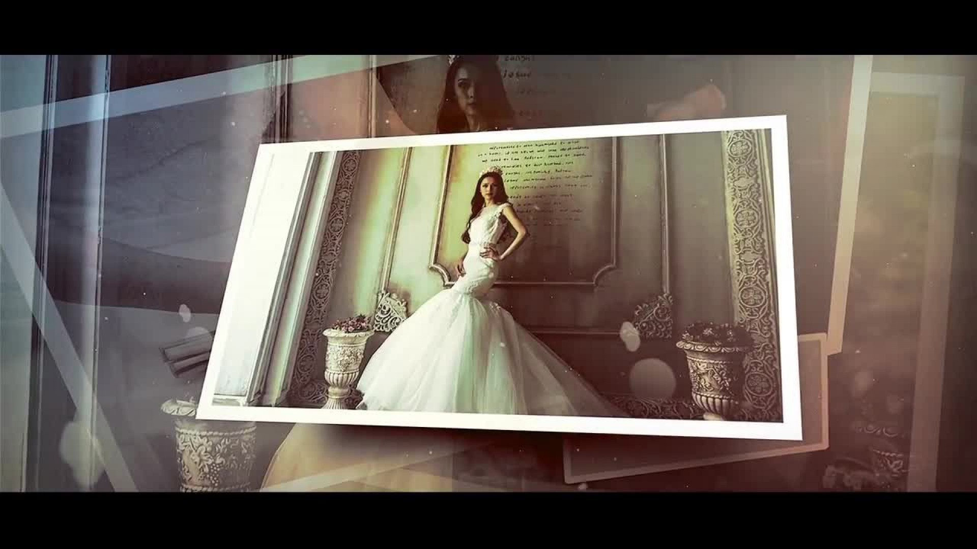 006 Frightening After Effect Wedding Template Example  Templates Free Download Cc Invitation1920