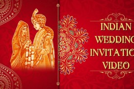 006 Frightening Free Online Indian Wedding Invitation Card Template Photo