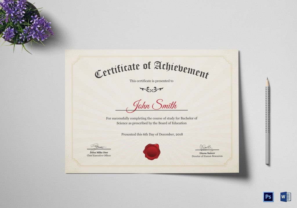 006 Frightening Graduation Certificate Template Word Design  Wording Example Preschool GiftLarge