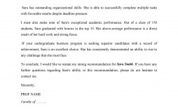 006 Frightening Letter Of Recommendation Template For College Student Image  Sample From Professor