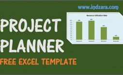 006 Frightening Project Management Template Free Excel Design  Portfolio Construction Tracking