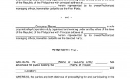 006 Frightening Property Management Contract Sample Philippine Concept  Philippines