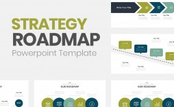 006 Frightening Road Map Template Powerpoint Picture  Roadmap Ppt Free Download Product