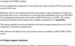 006 Frightening Software Project Management Plan Example Pdf Photo  Risk