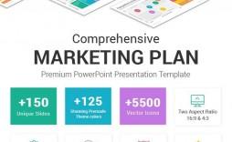 006 Imposing Digital Marketing Plan Template Ppt Inspiration  Presentation Free Slideshare