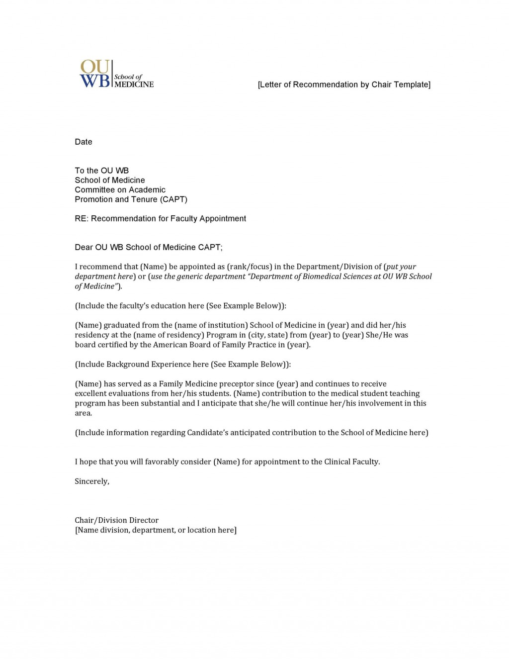 006 Imposing Letter Of Recomendation Template Photo  Reference For Employment Sample Recommendation Teacher Student From EmployerLarge