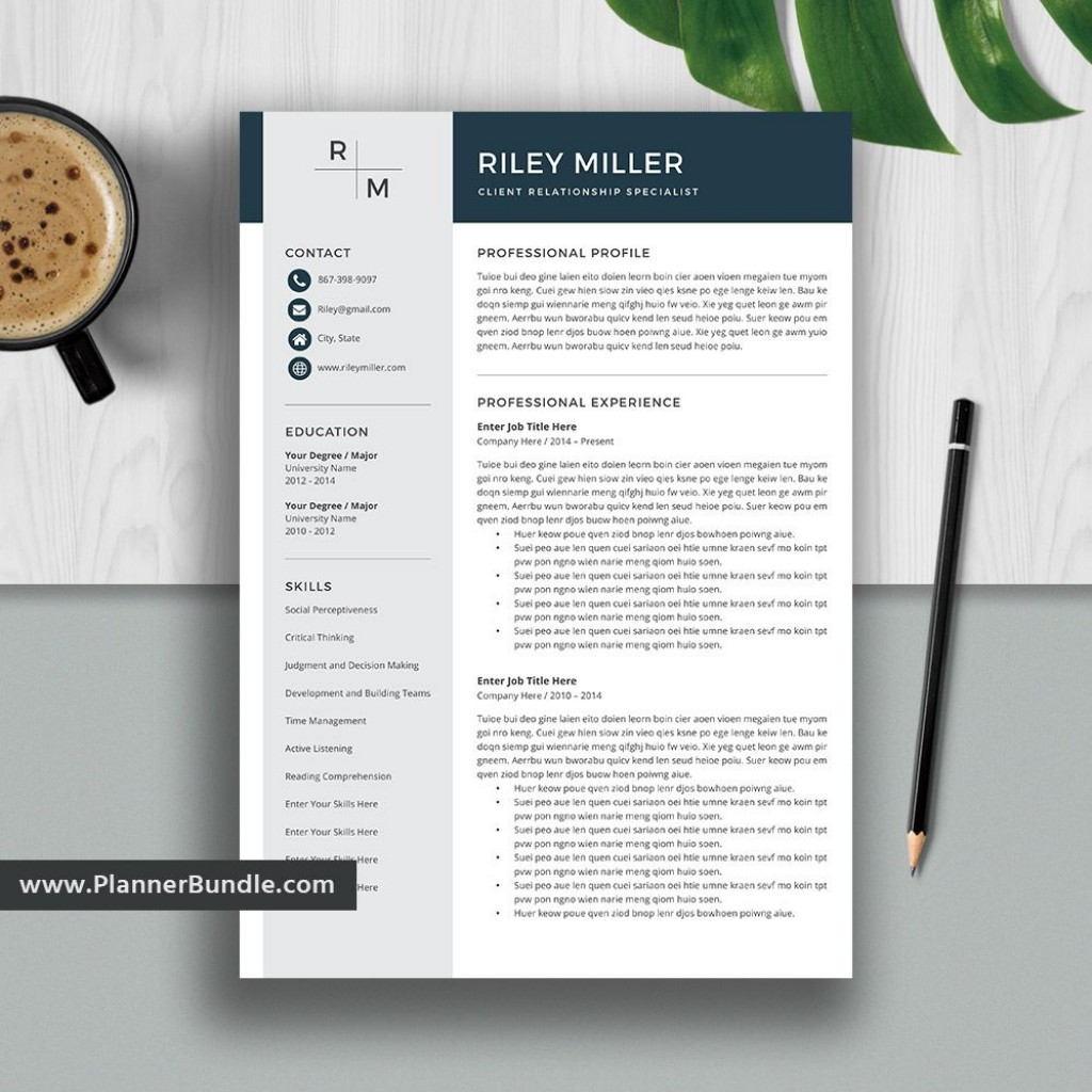 006 Imposing Microsoft Word Resume Template 2020 Picture  FreeLarge