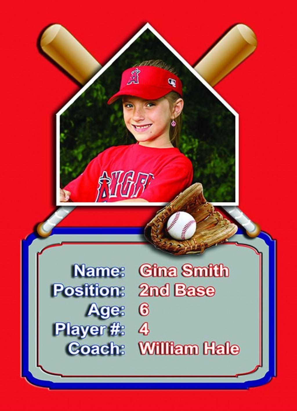 006 Imposing Photoshop Baseball Magazine Cover Template High Definition Large