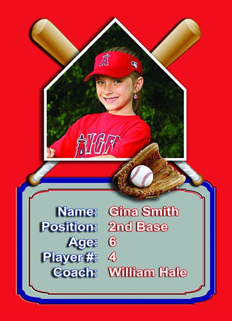 006 Imposing Photoshop Baseball Magazine Cover Template High Definition Full