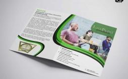 006 Impressive Brochure Design Template Free Download Psd Highest Quality
