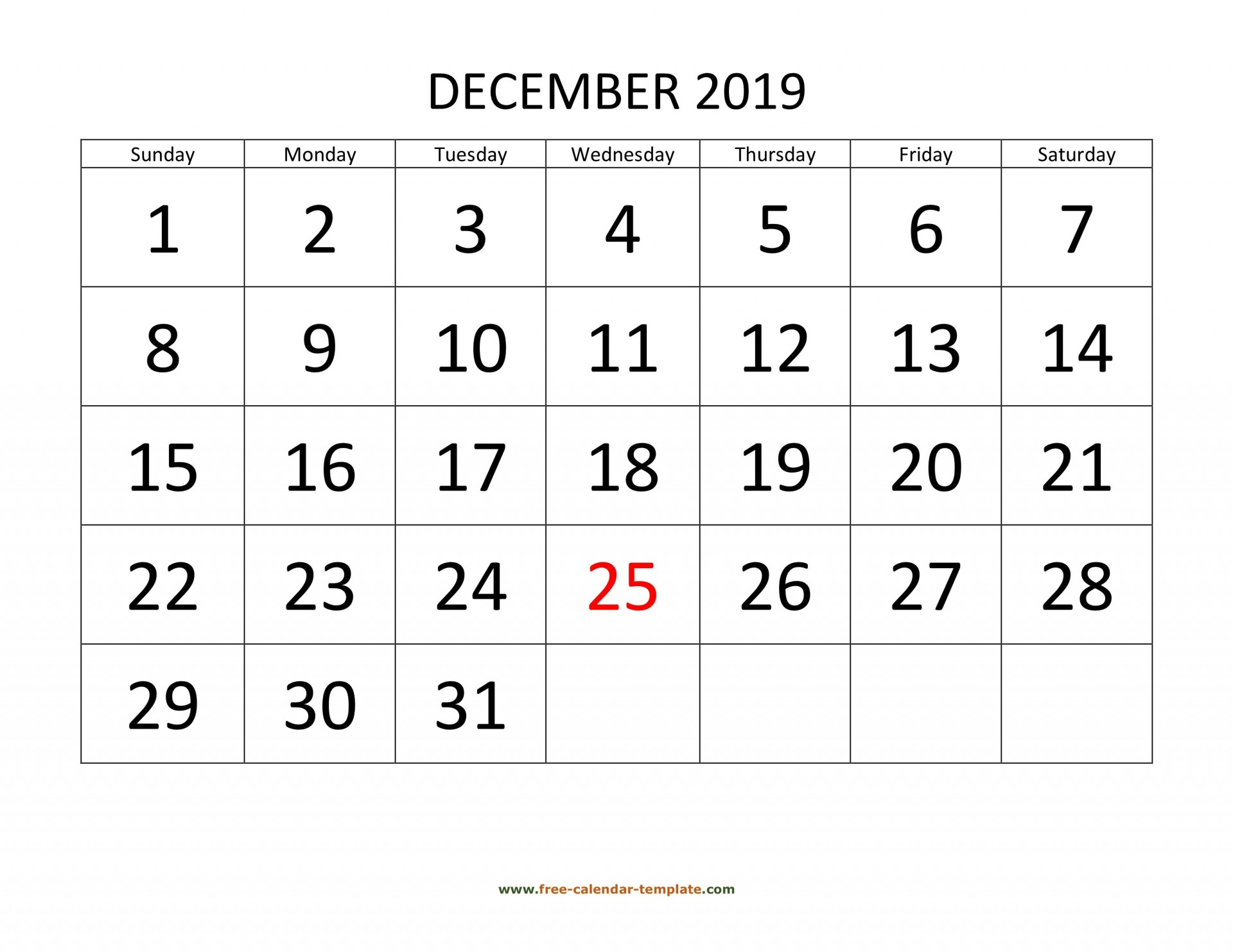 006 Impressive Calendar Template Free Download Highest Quality  2020 Powerpoint Table Design 2019 Malaysia1920