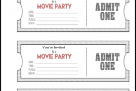 006 Impressive Editable Ticket Template Free High Definition  Concert Word Irctc Format Download Movie