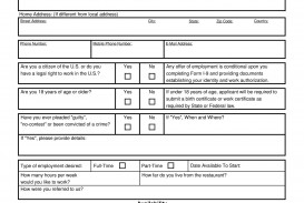 006 Impressive Employment Application Form Template M Word High Def  Job Microsoft Description