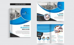 006 Impressive Free Brochure Template Download Idea  Psd Tri Fold For Word Corporate Busines