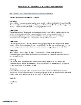 006 Impressive Letter Of Reference Template Inspiration  Pdf For Student Volunteer Teacher320