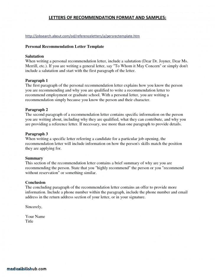 006 Impressive Letter Of Reference Template Inspiration  Pdf For Student Volunteer Teacher728