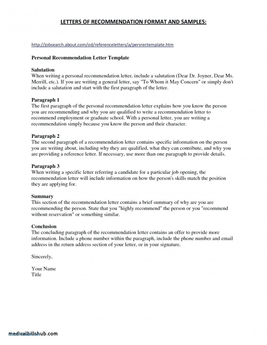 006 Impressive Letter Of Reference Template Inspiration  Pdf For Student Volunteer Teacher868