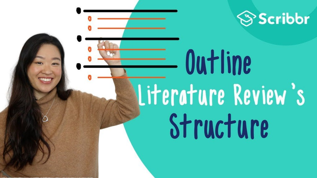 006 Impressive Literature Review Outline Template Apa Highest Clarity  Style ExampleLarge