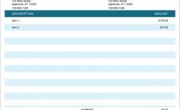 006 Impressive Microsoft Excel Invoice Template High Resolution  Gst Uk Proforma