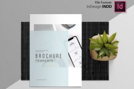 006 Impressive Publisher Brochure Template Free Sample  Tri Fold Download Microsoft M