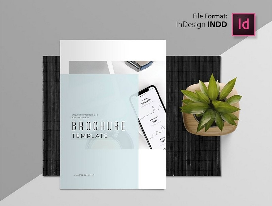 006 Impressive Publisher Brochure Template Free Sample  Microsoft Download Tri FoldFull
