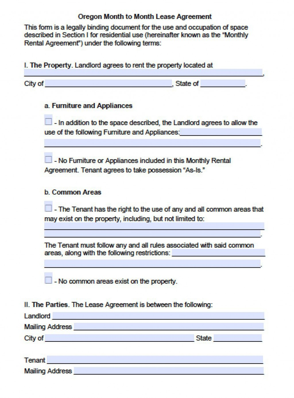 006 Impressive Renter Lease Agreement Form Example  Rent Format In Tamil Florida Rental PrintableLarge