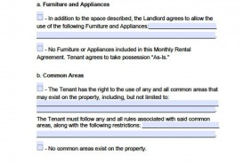 006 Impressive Renter Lease Agreement Form Example  Rent Format In Tamil Florida Rental Printable
