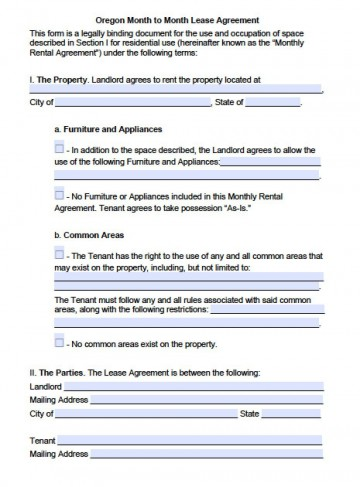006 Impressive Renter Lease Agreement Form Example  Rent Format In Tamil Florida Rental Printable360