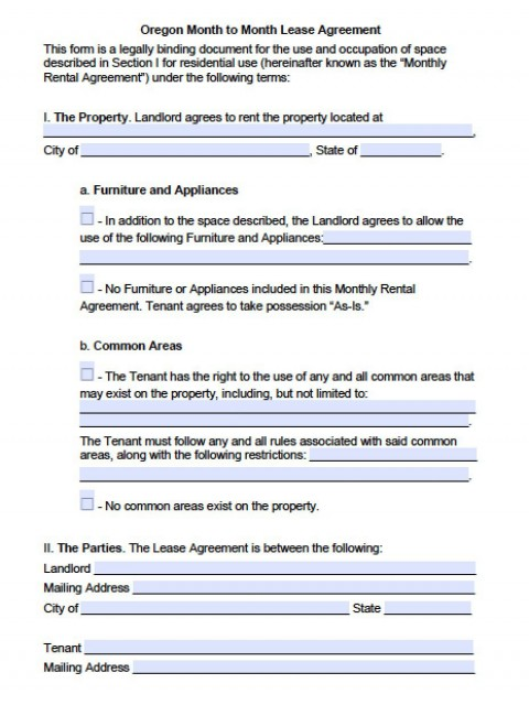 006 Impressive Renter Lease Agreement Form Example  Rent Format In Tamil Florida Rental Printable480