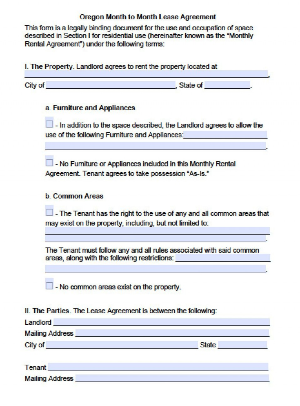 006 Impressive Renter Lease Agreement Form Example  Rent Format In Tamil Florida Rental Printable960