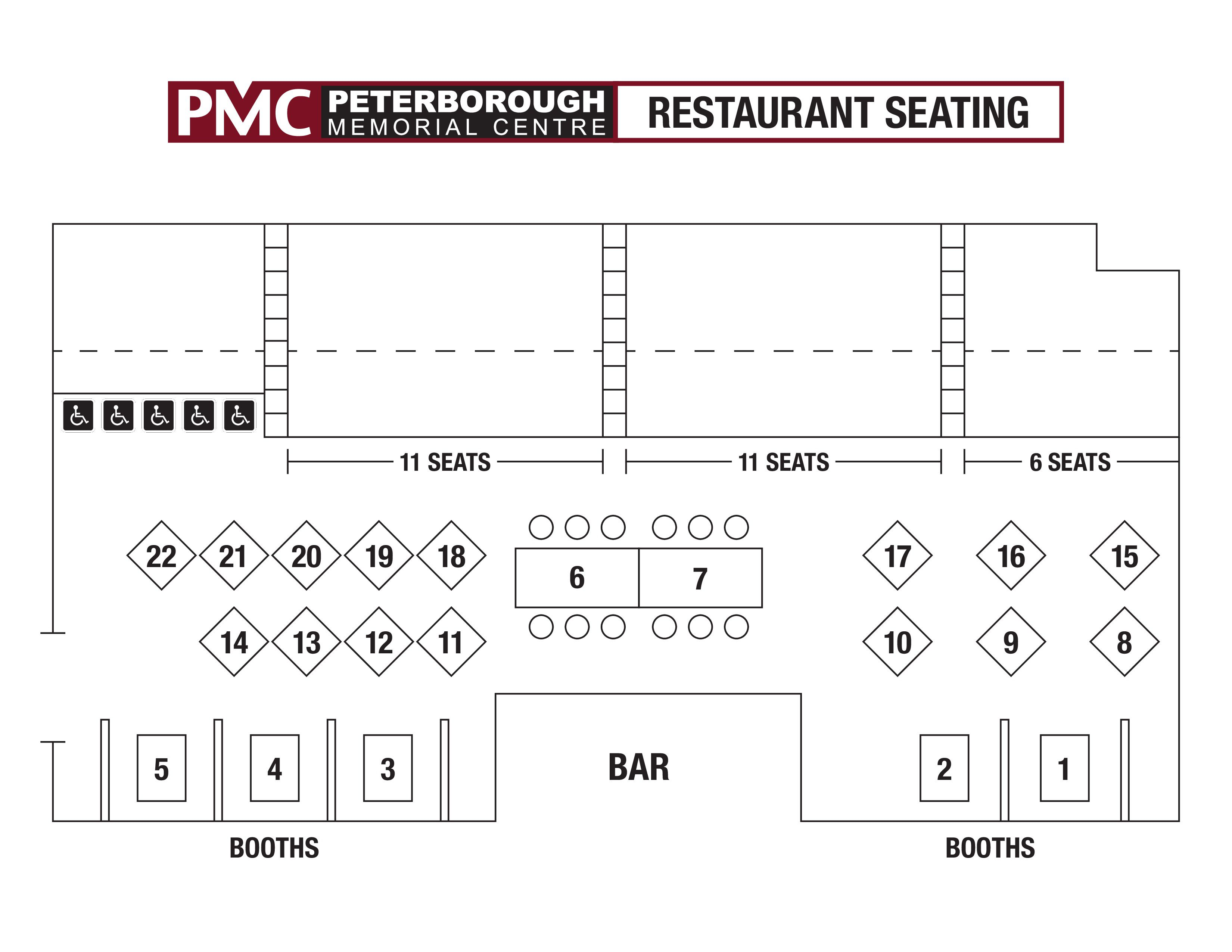 006 Impressive Restaurant Seating Chart Template Sample  Software Excel WordFull