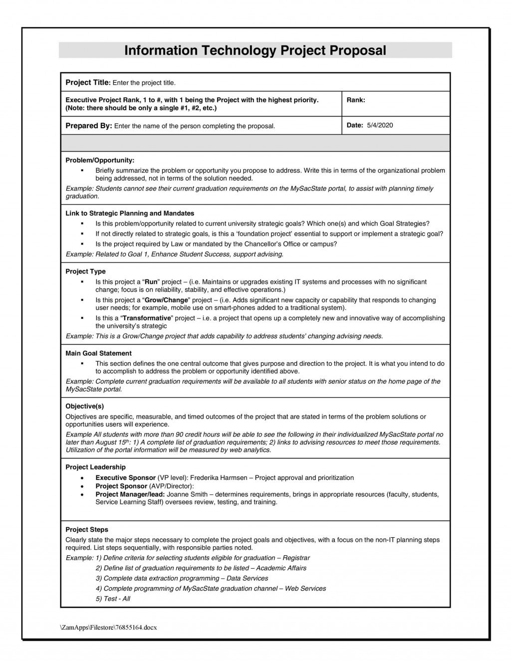 006 Impressive Simple Busines Proposal Template Concept  Example Word Doc Basic Plan FreeLarge