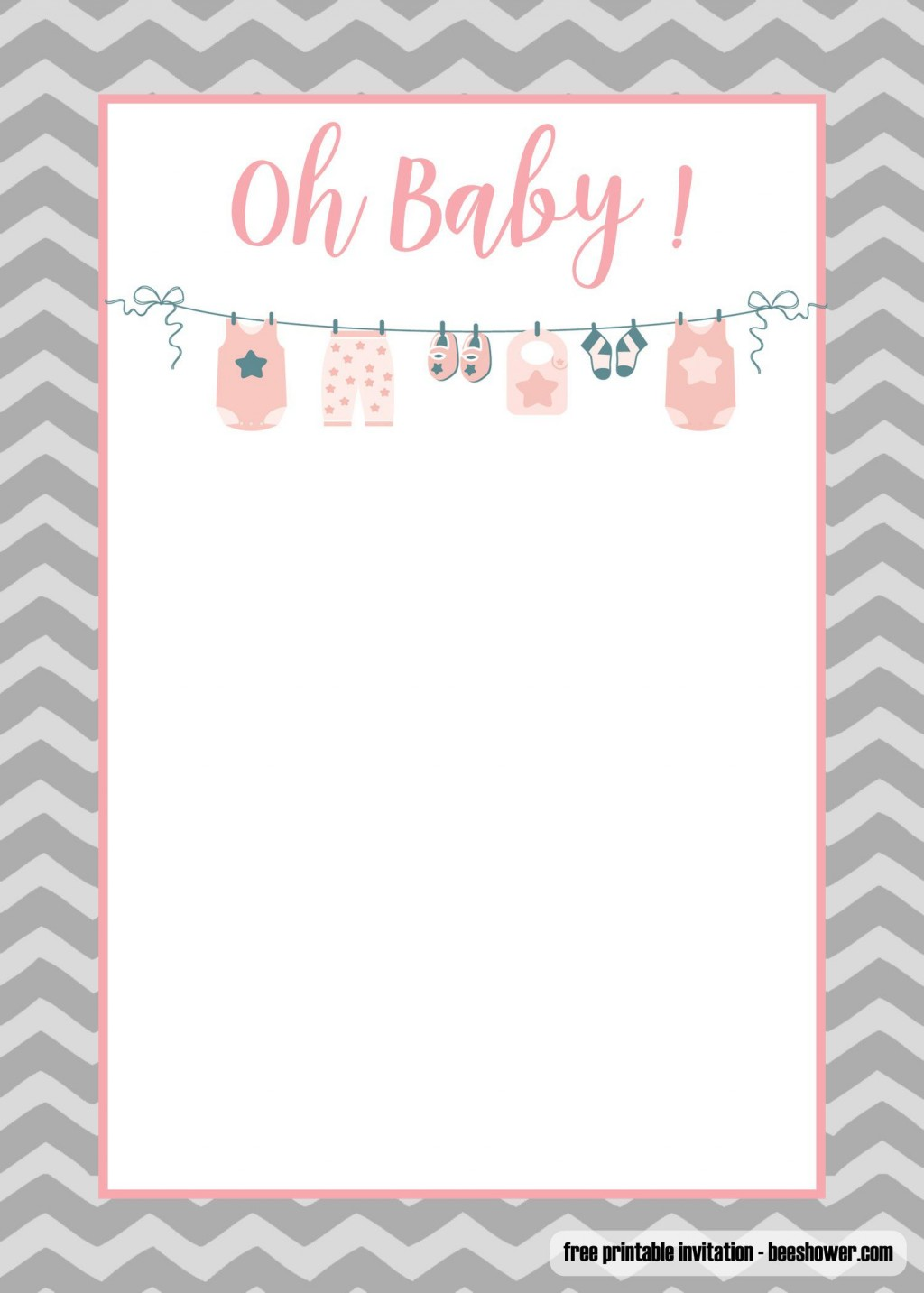 006 Incredible Baby Shower Invite Template Word High Definition  Invitation Wording Sample Free ExampleLarge